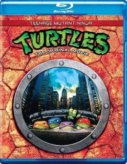 Teenage Mutant Ninja Turtles   The Movie Blu ray Disc, 2012