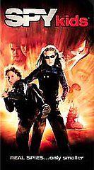 Spy Kids VHS, 2001