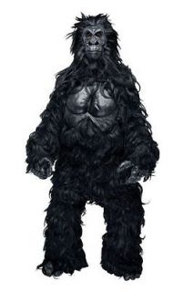 MASCOT ADULT MENS COSTUME Monkey Ape Animal Jungle Party Halloween