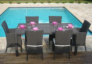resin wicker furniture in Patio & Garden Furniture Sets