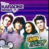 Disneys Karaoke Series Camp Rock, Vol. 2 Final Jam CD G by Karaoke CD
