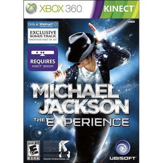 Newly listed MICHAEL JACKSON THE EXPERIENCE KINECT XBOX 360 GAME
