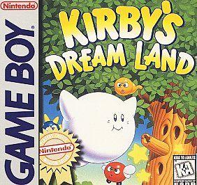 Kirbys Dream Land Nintendo Game Boy, 1992