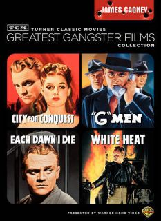 Classic Films Collection Gangsters   James Cagney (DVD, 2010