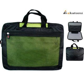 Green Laptop Bag for 15.6 inch Acer AS5552 7474 Notebook