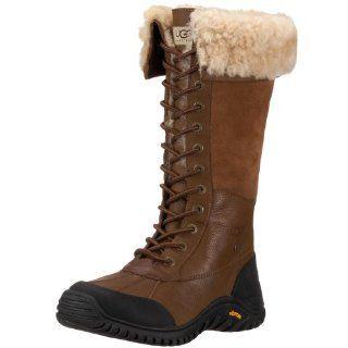 Ugg Australia Womens Adirondack Tall Flat  Shoes