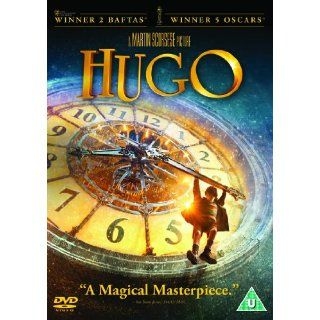 Hugo [2011] [DVD]: .co.uk: Asa Butterfield, Chloë Moretz, Ben
