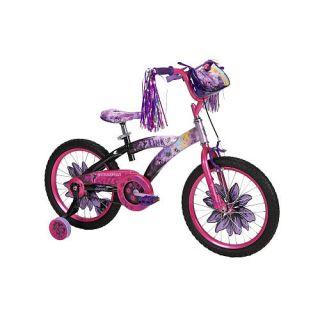 Huffy Disney Fairies 18 inch Bike   Girls   Sassy Tink Tinkerbell