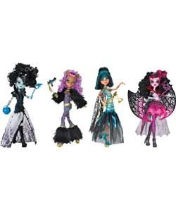 Buy Monster High Ghouls Rule Halloween Doll Assortment at Argos.co.uk