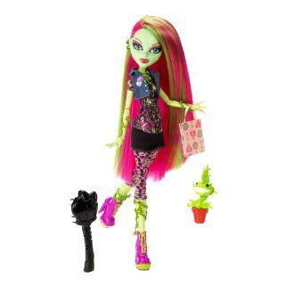 Monster High X3651   Venus McFlytrap, la hija del hombre planta