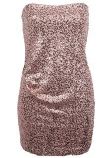 Vestido Rock Lily Disco Rosa   Compre Agora  Dafiti