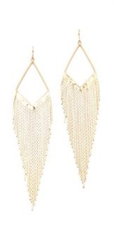 Jacquie Aiche Pocahontas Native American Beaded Earrings