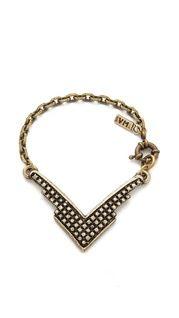Marc by Marc Jacobs Rubber Turnlock Bracelet