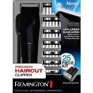 Remington Precision Plus 25pc Haircut Clipper   Beauty   Hair Care