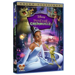 La princesse et la grenouille en DVD DESSIN ANIME pas cher