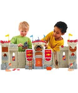 Buy Fisher Price Imaginext Action Castle at Argos.co.uk   Your Online