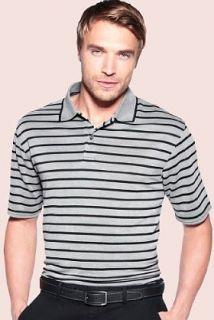 XXXL Blue Harbour Modal Blend Stripe Polo Shirt   Marks & Spencer