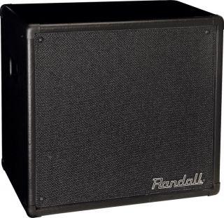 Randall Diavlo Series RD112 50W 1x12 Guitar Speaker Cabinet  Musician