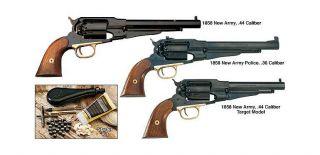 Estás en 1858 New Army   Revólveres y kits para principiantes