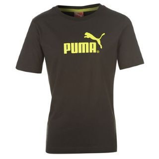 Puma Puma Large Logo T Shirt Junior from www.sportsdirect