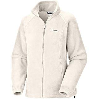 Columbia Sportswear Benton Springs Fleece Jacket   Full Zip (For Women