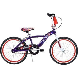 20 Inch Huffy Skelanimals Girls Bike  Meijer