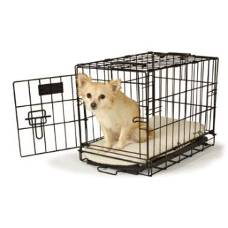 Classic 1 Door Dog Crates   Wire Dog Crates and Collapsible Dog
