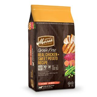 Home Dog Food Merrick Grain Free Real Chicken & Sweet Potato Dry Dog