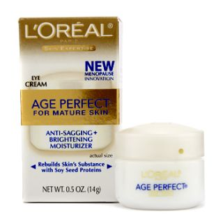 Oreal Skin Expertise Age Perfect Anti Flacidez + Crema Blanqueadora