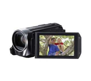 CANON Canon Legria HF R306 Full HD Camcorder   Black Deals  Pcworld