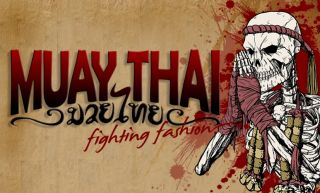 Muay Thai Shirts knee blood  Muay Thai Shirts