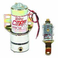 Mallory/Comp Pump 140 electric high performance fuel pump series for