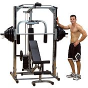 Powerline Smith Machine Package   SportsAuthority