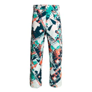 Oakley Ampiler Ski Pants   Waterproof, Insulated (For Men)   Save 35%