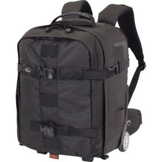 Lowepro Pro Runner X350 AW Photo Rolling Backpack for DSLR with Grip