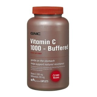 GNC Product Reviews and Ratings     GNC Vitamin C 1000   Buffered