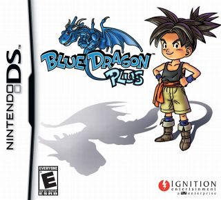 Blue Dragon Plus for Nintendo DS Demos (Video), Blue Dragon Plus for