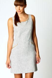 Sale  Dresses  Melissa Chain Detail Shift Dress