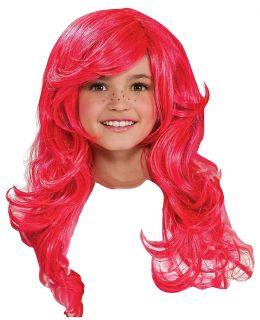 Rubies Strawberry Shortcake Childs Wig   Best Price
