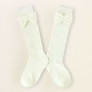 accessories   accessories   socks   bow knee socks  Childrens