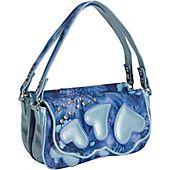 Rebelle Friendship Bags Rebelle Butterfly Matrix Blue