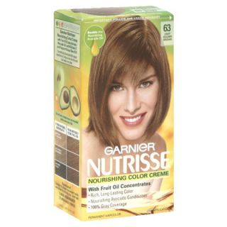 Garnier Nutrisse Permanent Hair Color Dark ChocolateDark Brown 40