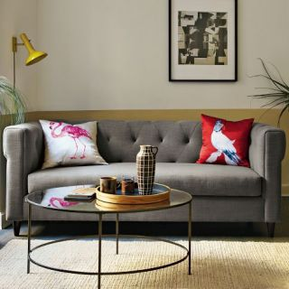 Chester Tufted Upholstered Sofa  west elm
