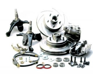 1984 2005 Ford Ranger Disc Brake Conversion Kits   SSBC A114   SSBC