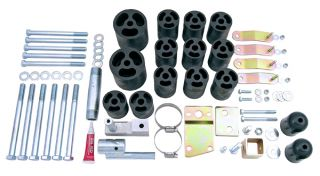 Jeep Lift Kit, Rugged Ridge 3 Jeep Lift Kits, Suspension Lift Kits