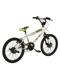 Flite Boys Rampage Freestyle 20 inch BMX Bike Very.co.uk