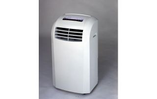 Portable Air Conditioner   White   9000 BTU from Homebase.co.uk