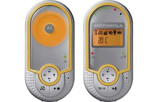 Motorola MBP13 Audio Baby Monitor with Display. from Homebase.co.uk