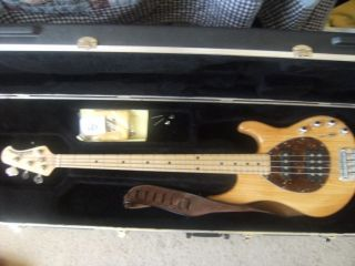 Like New Ernie Ball MusicMan Sterling HS 4 String  Sweetwater Trading