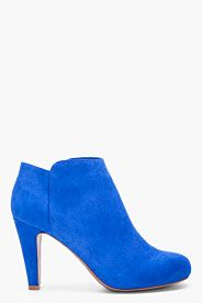 See by Chloé Black Lace Up Booties for women